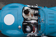 Drivers at Goodwood Revival