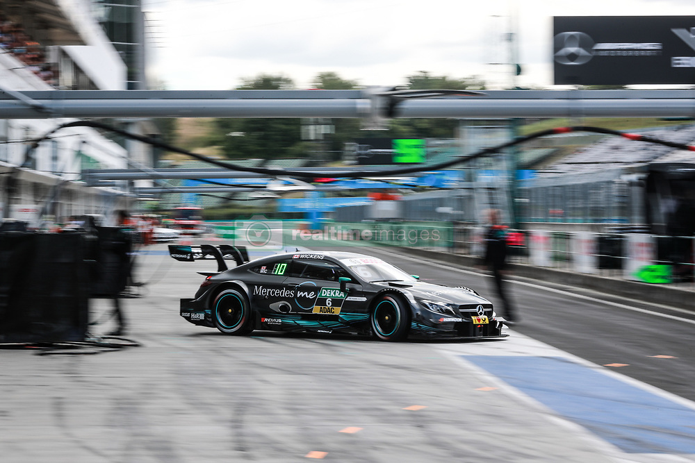 June 17, 2017 - Motorsports: DTM race Budapest, Saison 2017 - 3. Event Hungaroring, HU, # 6 Robert Wickens (CAN, HWA AG, Mercedes-AMG C63 DTM) (Credit Image: © Hoch Zwei via ZUMA Wire)