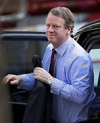 © Licensed to London News Pictures. 25/07/2019. London, UK. Newly appointed Scottish Secretary Alister Jack arrives in Whitehall before attending Cabinet for the first time. The Conservative Party has elected Boris Johnson as their new leader and Prime Minister, following Theresa May's resignation. Photo credit: Peter Macdiarmid/LNP