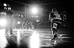 25.09.2011, Eisstadion Liebenau, Graz, AUT, EBEL, Graz 99ers vs HC Orli Znojmo, im Bild Lukas Peicha, (99ers, #19) // during the ice hockey game between Graz 99ers and HC Orli Znojmo at the Eisstadion Liebenau, Graz, Austria, 2011/09/25, EXPA Pictures © 2011, PhotoCredit: EXPA/ S. Zangrando