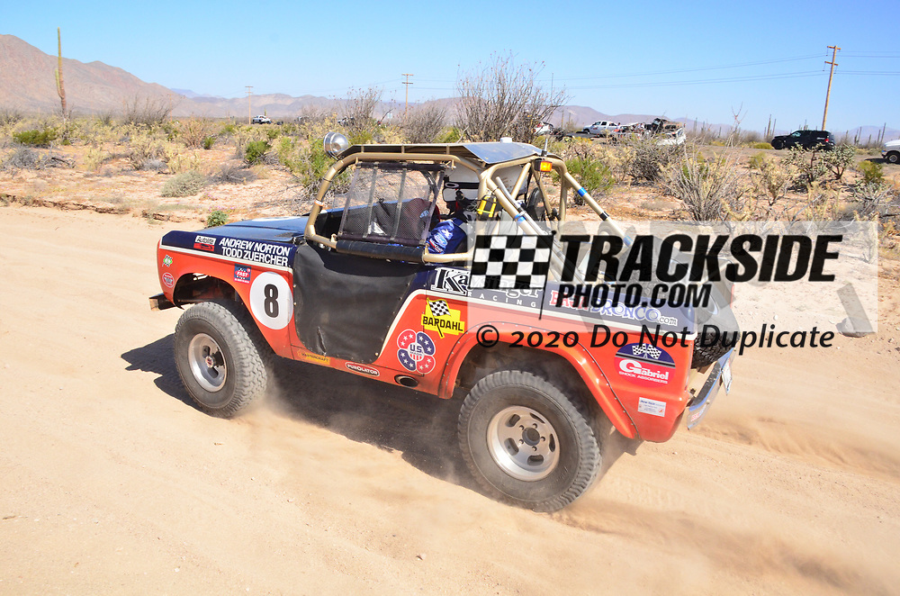 2015 NORRA Mexican 1000