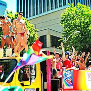 Seattle Pride Parade 2013 6-30-2013