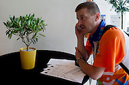 Krzysztof Krukowski - Director Organizational Development Europe Eurasia Region Special Olympics while 2011 Special Olympics World Summer Games Athens on June 25, 2011..The idea of Special Olympics is that, with appropriate motivation and guidance, each person with intellectual disabilities can train, enjoy and benefit from participation in individual and team competitions...Greece, Athens, June 25, 2011...Picture also available in RAW (NEF) or TIFF format on special request...For editorial use only. Any commercial or promotional use requires permission...Mandatory credit: Photo by © Adam Nurkiewicz / Mediasport