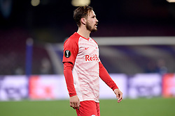 March 7, 2019 - Naples, Naples, Italy - Andreas Ulmer of RB Salzburg during the UEFA Europa League match between SSC Napoli and RB Salzburg at Stadio San Paolo Naples Italy on 7 March 2019. (Credit Image: © Franco Romano/NurPhoto via ZUMA Press)