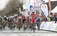 Victoire Nacer Bouhanni -  Cofidis  - 16.04.2015  - Grand Prix de Denain 2015<br />Photo : Sirotti / Icon Sport