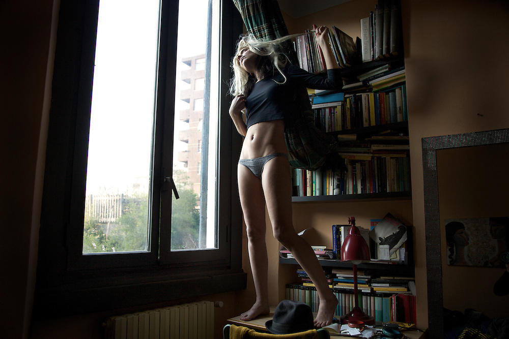 Micol Martinez- La caduta (i fianchi)