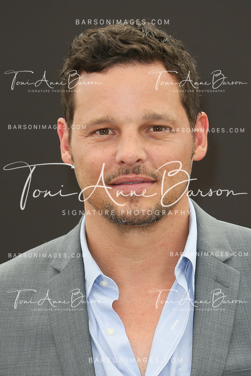 "MONTE-CARLO, MONACO - JUNE 10:  Justin Chambers attends ""Grey's Anatomy"" Photocall at the Grimaldi Forum on June 10, 2014 in Monte-Carlo, Monaco.  (Photo by Tony Barson/FilmMagic)"