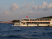 Istanbul - on the Bosphorus