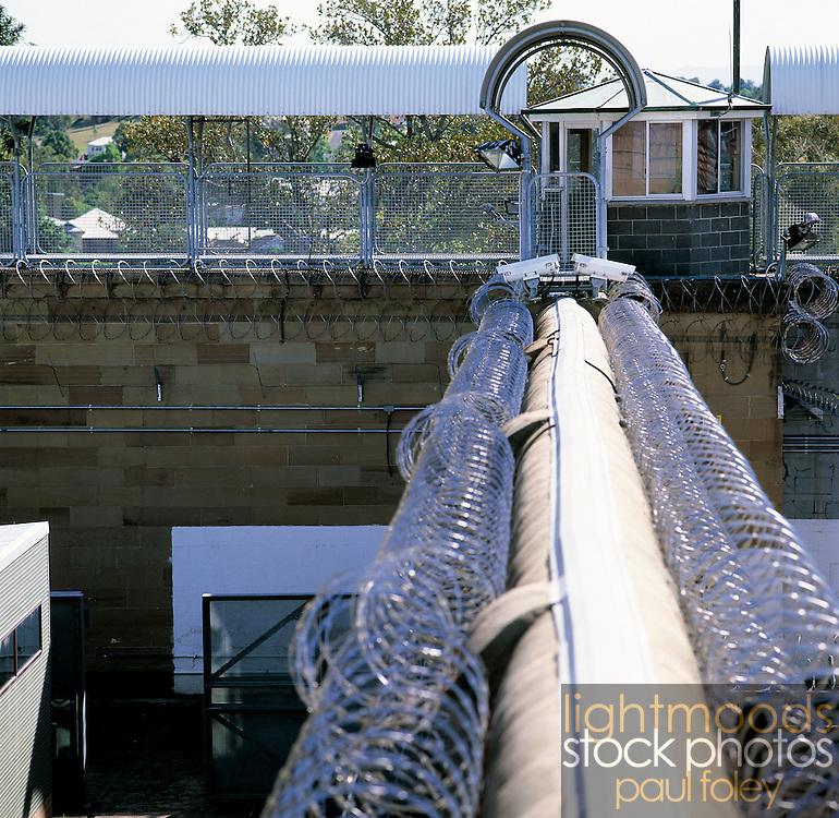 Guards Watchtower - Maitland Gaol, Maitland, Australia
