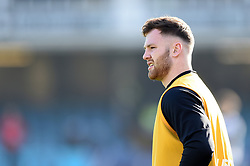 Max Wright of Bath Rugby looks on during the pre-match warm-up - Mandatory byline: Patrick Khachfe/JMP - 07966 386802 - 16/11/2019 - RUGBY UNION - The Recreation Ground - Bath, England - Bath Rugby v Ulster Rugby - Heineken Champions Cup
