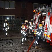 Woningbrand Frans Halslaan 19 Huizen