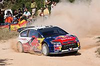 20100527: LOULE, ALGARVE, PORTUGAL - Portugal WRC Rally 2010 - Shakedown: Vale Judeu - Loule. In picture: Sebastien Loeb (FRA) - Citroen C 4 WRC. PHOTO: CITYFILES