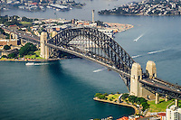 Sydney Harbour Bridge & Port Jackson
