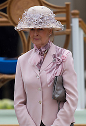LONDON- UK - 28-JUNE-2014: Britain's HM  Queen Elizabeth, accompanied by HRH The Duke of Edinburgh, attends a Solemn Drumhead Service at the Royal Hospital Chelsea. The service was also attended by TRH's The Earl of Wessex, Prince Michael of Kent and Princess Alexandra.<br />  <br /> The ceremonial Drumhead Service of Remembrance for those who volunteered to serve in the First World War will be held on the Centenary of the assassination of Archduke Franz Ferdinand. <br />  <br /> The service will include a marching contingent of modern day reservists from HMS President, The Royal Yeomanry, The London Regiment and First Aid Nursing Yeomanry (Princess Royal's Volunteer Corps), led by the Honourable Artillery Company Band.<br /> Photograph by Ian Jones