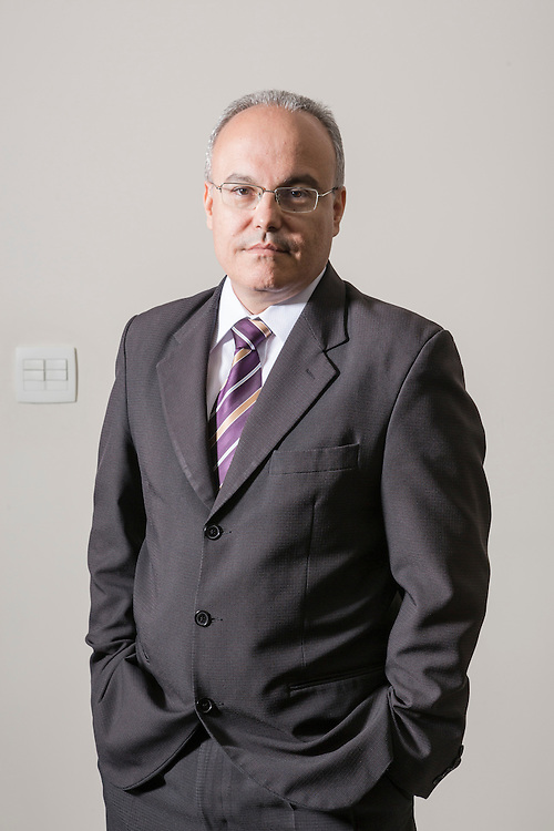 Belo Horizonte_MG, Brasil.<br /> <br /> Ilder Camargo diretor de RH da Aperam.<br /> <br /> Ilder Camargo human resources director of Aperam.<br /> <br /> Foto: RAFAEL MOTTA / NITRO