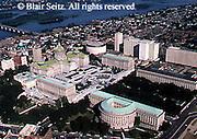 PA Capitol Complex, Harrisburg, Aerial, Susquehanna River, Midtown