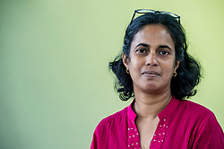 Pictured: Kanchana Ruwanpura <br /> <br /> <br /> Dr Kanchana Ruwanpura is a Senior Lecturer in Human Geography in the School of Geosciences at the University of Edinburgh