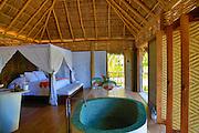 Sandia room, 3Hotelito Desconocido Sanctuary Reserve & Spa, Costalegre, Jalisco, Mexico