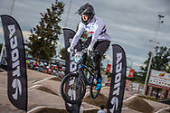 #696 (WHYTE Tre) GBR at the 2016 UCI BMX Supercross World Cup in Santiago del Estero, Argentina