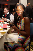Jamelia, The Q Awards 2004, Grosvenor House, London. 4 October 2004. ONE TIME USE ONLY - DO NOT ARCHIVE  © Copyright Photograph by Dafydd Jones 66 Stockwell Park Rd. London SW9 0DA Tel 020 7733 0108 www.dafjones.com
