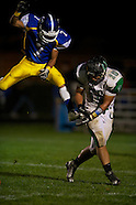Wooster vs Clear Fork football 2012