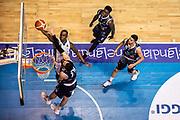 Gaines Frank<br /> Pallacanestro Cantu' - Basket Leonessa Brescia<br /> Basket Serie A LBA 2018/2019<br /> Desio 07 April 2019<br /> Foto Mattia Ozbot / Ciamillo-Castoria