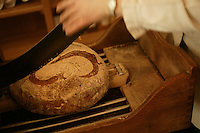 Poilane Bakery, Paris<br /> <br /> in 2004 the Poilane leavened bread