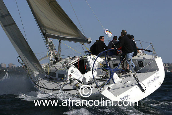 SAILING - BMW Winter Series 2005 - YANDOO - Sydney (AUS) - 29/05/05 - ph. Andrea Francolini