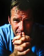 Nick Faldo shot at Wentworth Golf club 2005
