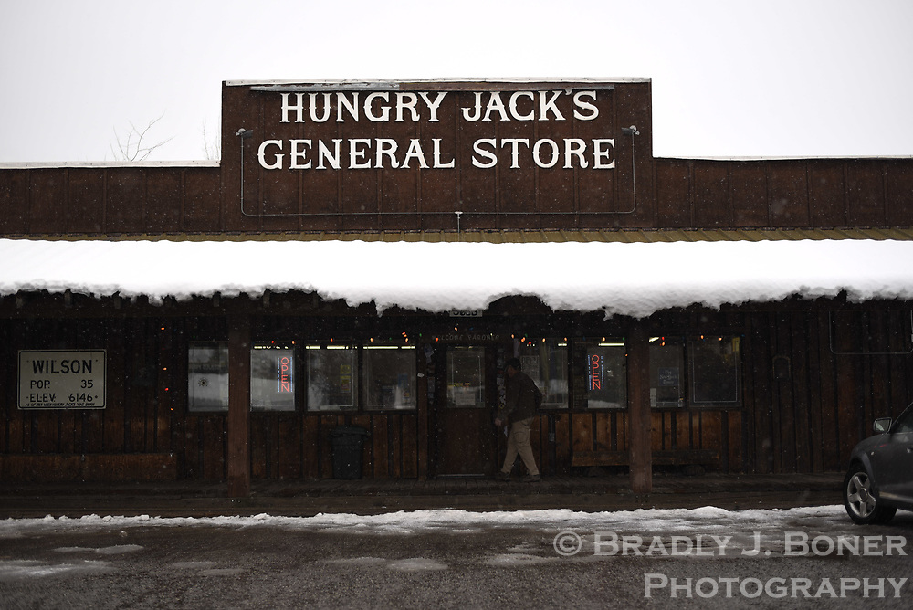 Hungry Jackson General Store, Wilson, Wyoming