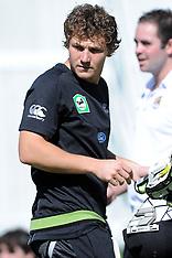 Dunedin-Cricket, New Zealand team training
