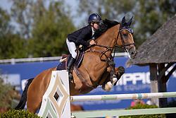 Schepers Paulien, BEL, Toujours l'Amour<br /> Belgisch Kampioenschap Jeugd Azelhof - Lier 2020<br /> © Hippo Foto - Dirk Caremans<br /> 30/07/2020