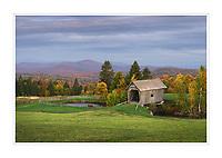 Foster Covered Bridge, Cabot, Vermont
