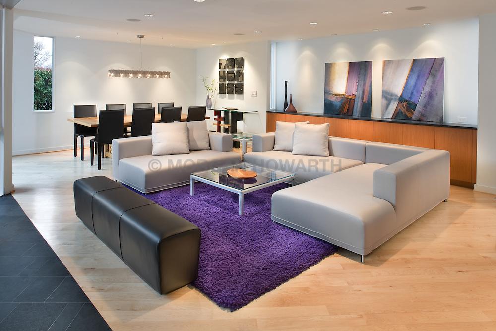 Ben Ames Architect Catherine Hailey interior designer Home Living Room