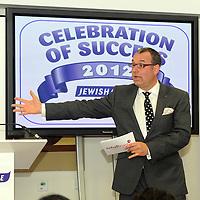 24.05.2012.Image from Jewish Care's Staff Awards on Thursday 24th May held at the Jewish Care Campus in Golders Green, London. .Mandatory Credit: Blake Ezra Photography / www.blakeezraphotography.com