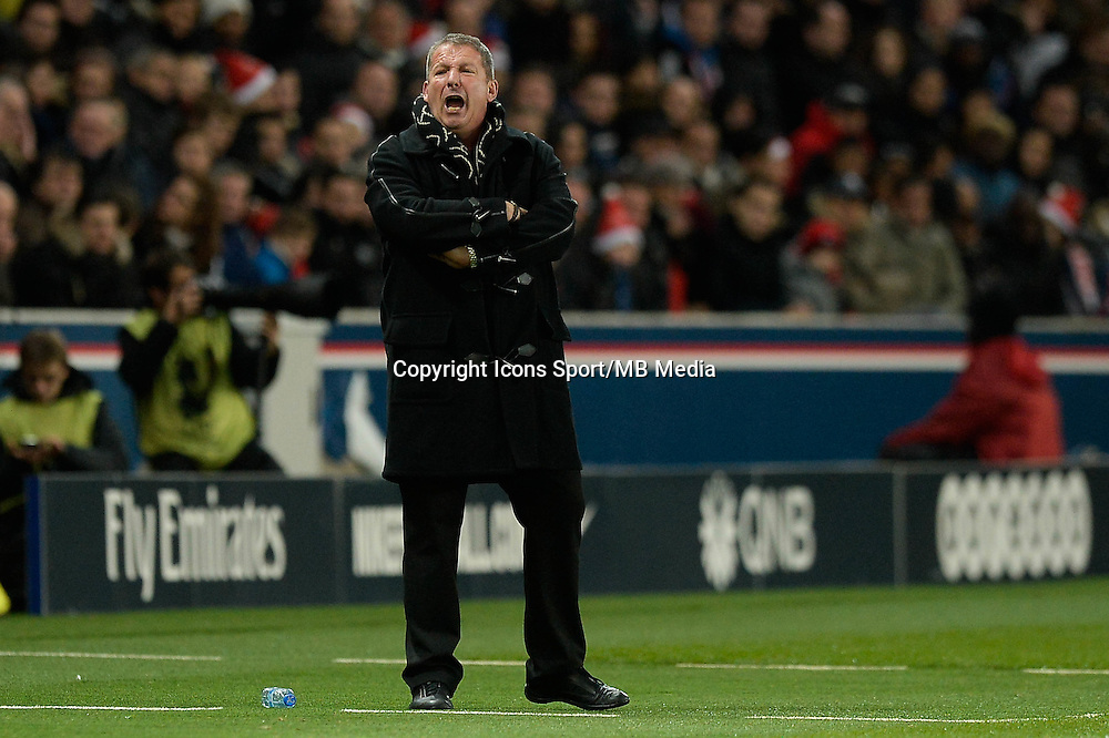 Rolland COURBIS - 20.12.2014 - Paris Saint Germain / Montpellier - 17eme journee de Ligue 1 -<br />Photo : Aurelien Meunier / Icon Sport