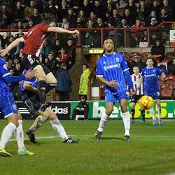 Brentford v Gillingham   League One   24 January 2014