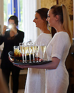 Moët Hennessy reception at an event to celebrate Bastille Day 2014