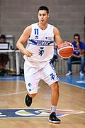 Bronson Koenig<br /> Germani Basket Brescia - Vanoli Cremona<br /> Basket Precampionato Serie A LBA 2019/2020<br /> Desio 15 September 2019<br /> Foto Mattia Ozbot / Ciamillo-Castoria