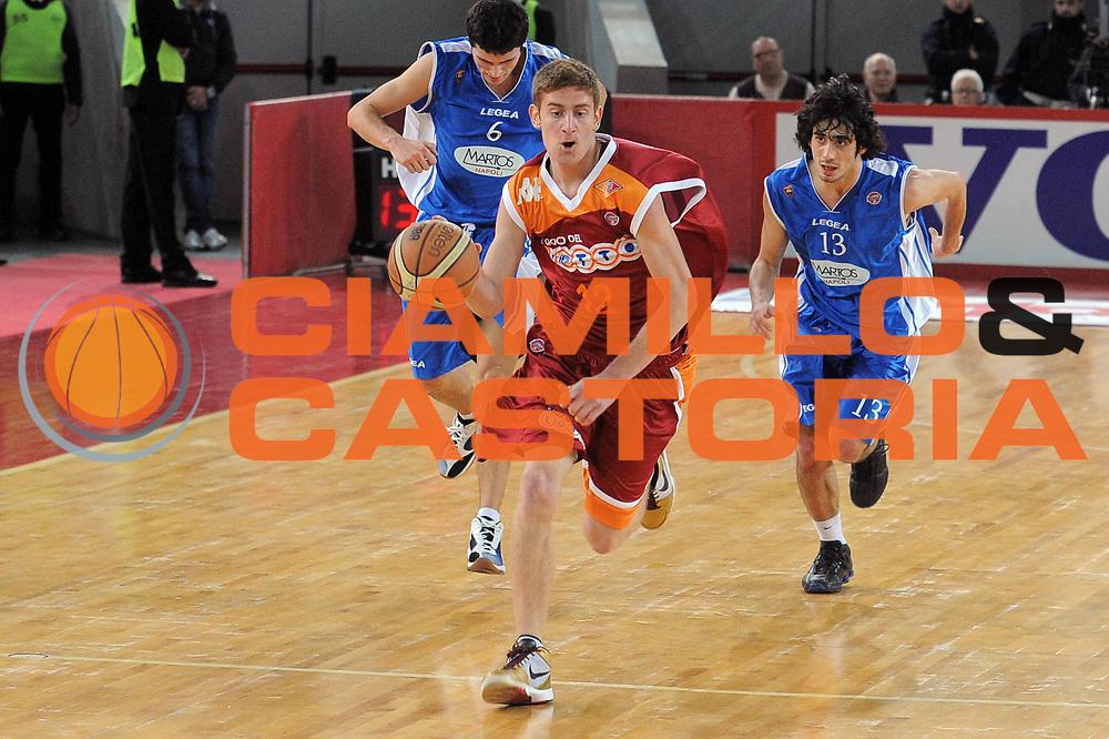 DESCRIZIONE : Roma Lega A 2009-10 Lottomatica Virtus Roma Martos Napoli<br /> GIOCATORE : Alessandro Di Pasquale<br /> SQUADRA : Lottomatica Virtus Roma<br /> EVENTO : Campionato Lega A 2009-2010<br /> GARA : Lottomatica Virtus Roma Martos Napoli<br /> DATA : 10/01/2010<br /> CATEGORIA : Contropiede<br /> SPORT : Pallacanestro<br /> AUTORE : Agenzia Ciamillo-Castoria/G.Vannicelli<br /> Galleria : Lega Basket A 2009-2010<br /> Fotonotizia : Roma Campionato Italiano Lega A 2009-2010 Lottomatica Virtus Roma Martos Napoli<br /> Predefinita :