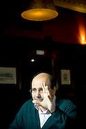 Ali Ansari, Professor of Iranian History at St Andrew's University, Scotland. Photographed in the Grosvenor Hotel, London. UK.