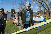 CU Rowing - Jim McMenamin Shell Dedication 2015.04.11