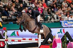 Staut Kevin, FRA, Edesa's Ikke van Stal Cipa<br /> Leipzig - Partner Pferd 2019<br /> © Hippo Foto - Stefan Lafrentz