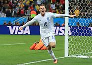 Wayne Rooney to retire from International Football - 23 Aug 2017