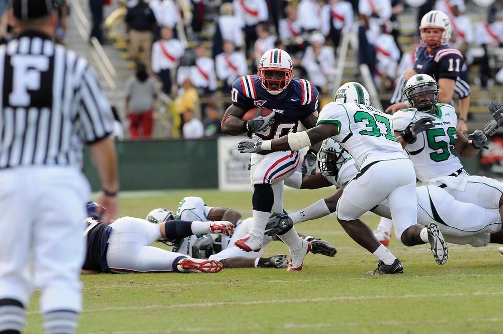 6a77f5379 2008 FAU Owls Football vs North Texas