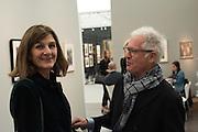 MARGY KINMONTH; DAVID BENTHEIM, Frieze Masters 2016, Regent's Park. London,