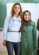 24.10.2017; Amman, Jordan: QUEEN RANIA<br />