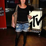 NLD/Amsterdam/20100215 -  Lancering MTV Mobile, Saar Koningsberger