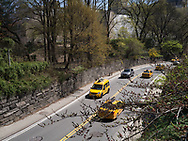 79th street transverse through Central Park