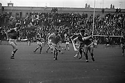 26/05/1968<br /> 05/26/1968<br /> 26 May 1968<br /> National Hurling League Final: Kerry v Antrim at Croke Park, Dublin.<br /> Center-field play.